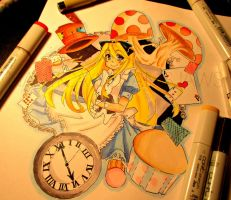 Alice by NauticaWilliams
