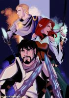 Mages by emedeme