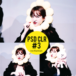PSD Coloring #3 by xx3hanhan