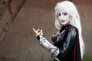 Lady Death Cosplay by piratesavvy07