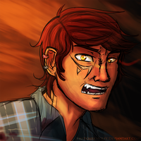 Angry Sevv is Angry by ThatDarkWolfy