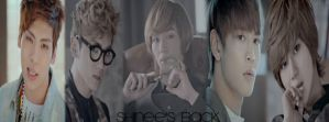 SHINee sherlock facebook cover by iskittlex3