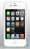 Springboard iPhone4S by Laugend