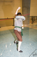 Bolin Cosplay   Earthbending 3 by CosplayInABox