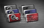 Music Folder Icon Pack by Spac-2008