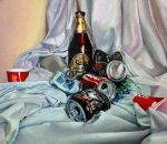 Still Life with Trash V2 by DWDW