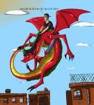 The American Dragon!! by Odahviing