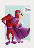 Just Magneto by Tursy