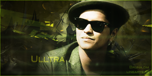 Bruno Mars - Ulltra by BrunaDM