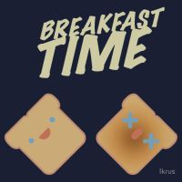 Breakfast time by Ikrus