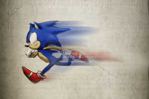 Sonic by Smilened