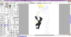 WIP Append by Aikochibi