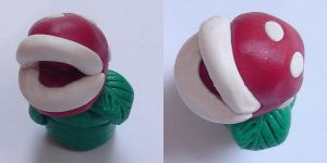 Piranha Plant by AndyGlamasaurus