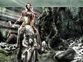 _World of Warcraft Wallpaper by Elisesonic2006