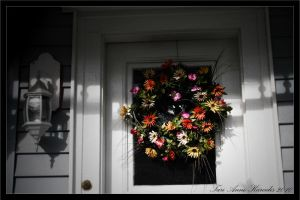 Autumn Wreath by Aeltari