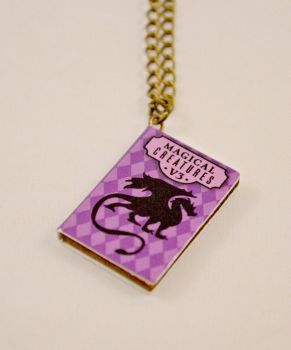 Mythical Creatures Volume 1 Necklace by AshsMysticEmporium