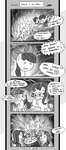 Friendship is Innuendo 07-09: Shock And Aw Yeah... by Loreto-Arts
