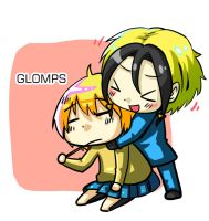 GLOMPS by tpps