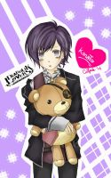 kanato - diabolik lovers by Cilpia