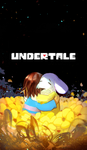 Undertale (SPOILER) Iphone6/s wallpaper by milkybee