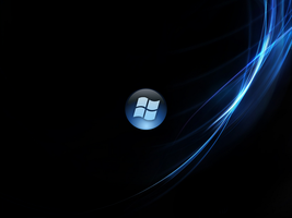 Windows logo wallpaper 2 by tonev