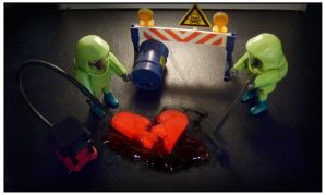 HeartBreak CleanUp Crew by surlana