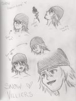 Snow Sketchdump by Storm-Torrent