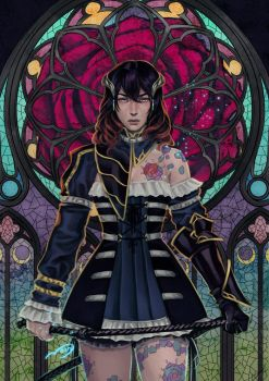 Bloodstained by Noiry