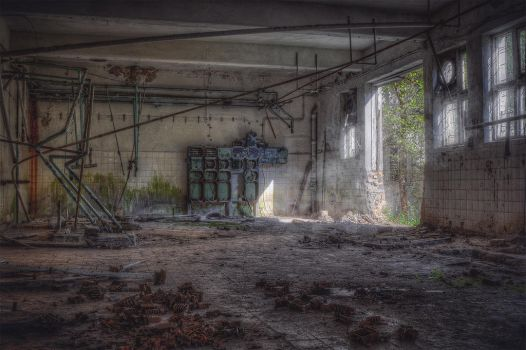 Ghost Town (Germany) HDR1 by Caine-Design