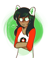 angry Jade because SAI sucks by irldeer