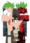 Phineas and Ferb: Star Wars by isuzu9