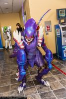 Kha'zix Cosplay by RidingsCosplay