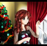 A knock on the door... by AbsoluteRuler