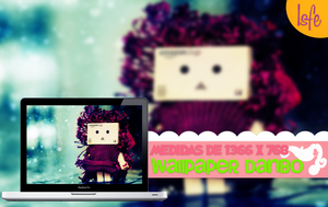 Wallpaper Danbo by Isfe