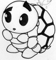 Turtley Turtle by WhimsicalCaptnJ