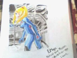 Metroid Zero Mission 2 by TheGaboefects