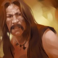 MACHETE (gif) by sharandula