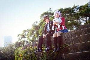 Guilty Crown_Oridinary Day 01 by vicissiJuice