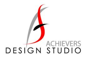 achievers design studio logo1 by sidath