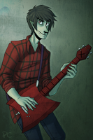 mr marshall lee by practicalCataclysm