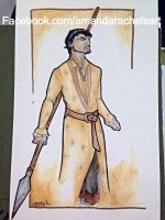 Game of Thrones - Oberyn Martell The Red Viper by AmandaRachels
