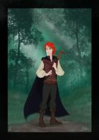 Kvothe, the Bloodless by disned26
