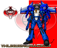 Thundercracker, Face-shield by skywarp-2