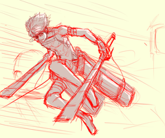 Stryker- Attack on Titan OC WIP by TruPink