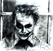 The Joker by Sternentee