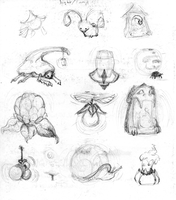 Sketches 21 by DigitalCrest