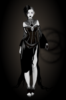 Necro Mage by Voorhees657