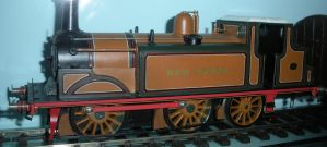 LBSCR D-Tank 299 New Cross by rlkitterman
