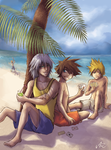 KH: Summerrr kirrriban by Anyarr