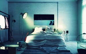 bedroom-night02 by pitposum